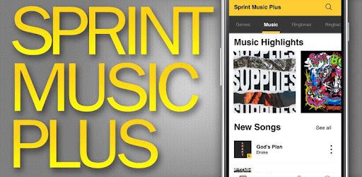 Sprint Music Plus - Apps on Google Play