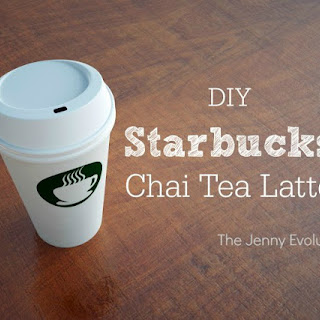 DIY Starbucks Chai Tea Latte Recipe