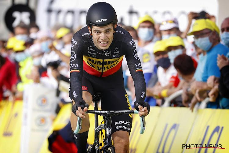 """Jumbo-Visma gelooft volop in nog meer titels met Van Aert: """"Hij kan zeker wereldkampioen tijdrijden worden"""""""