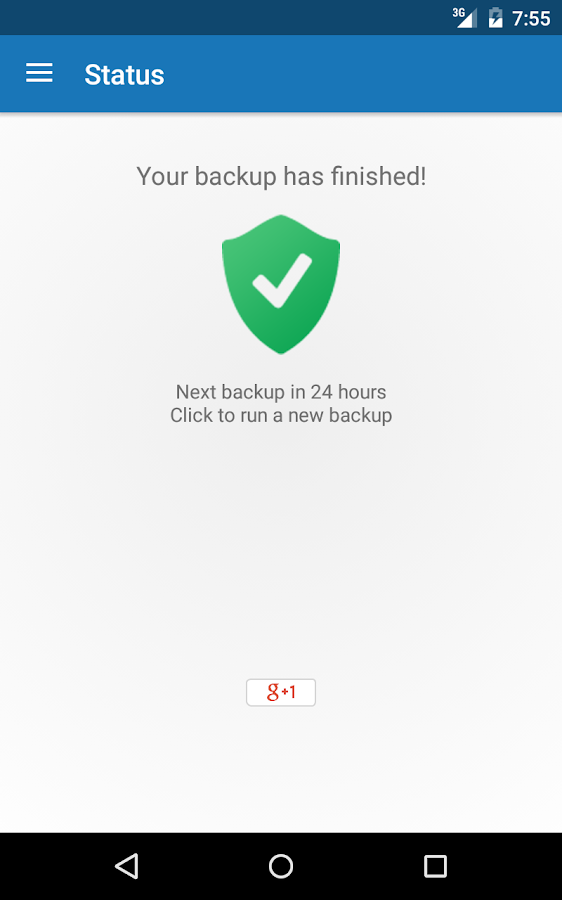 100GB Free Cloud Backup: Degoo - Android Apps on Google Play