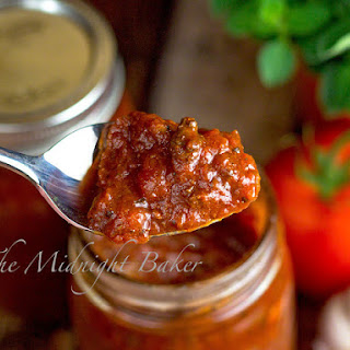 Slow Cooker Rustic Meat Spaghetti Sauce