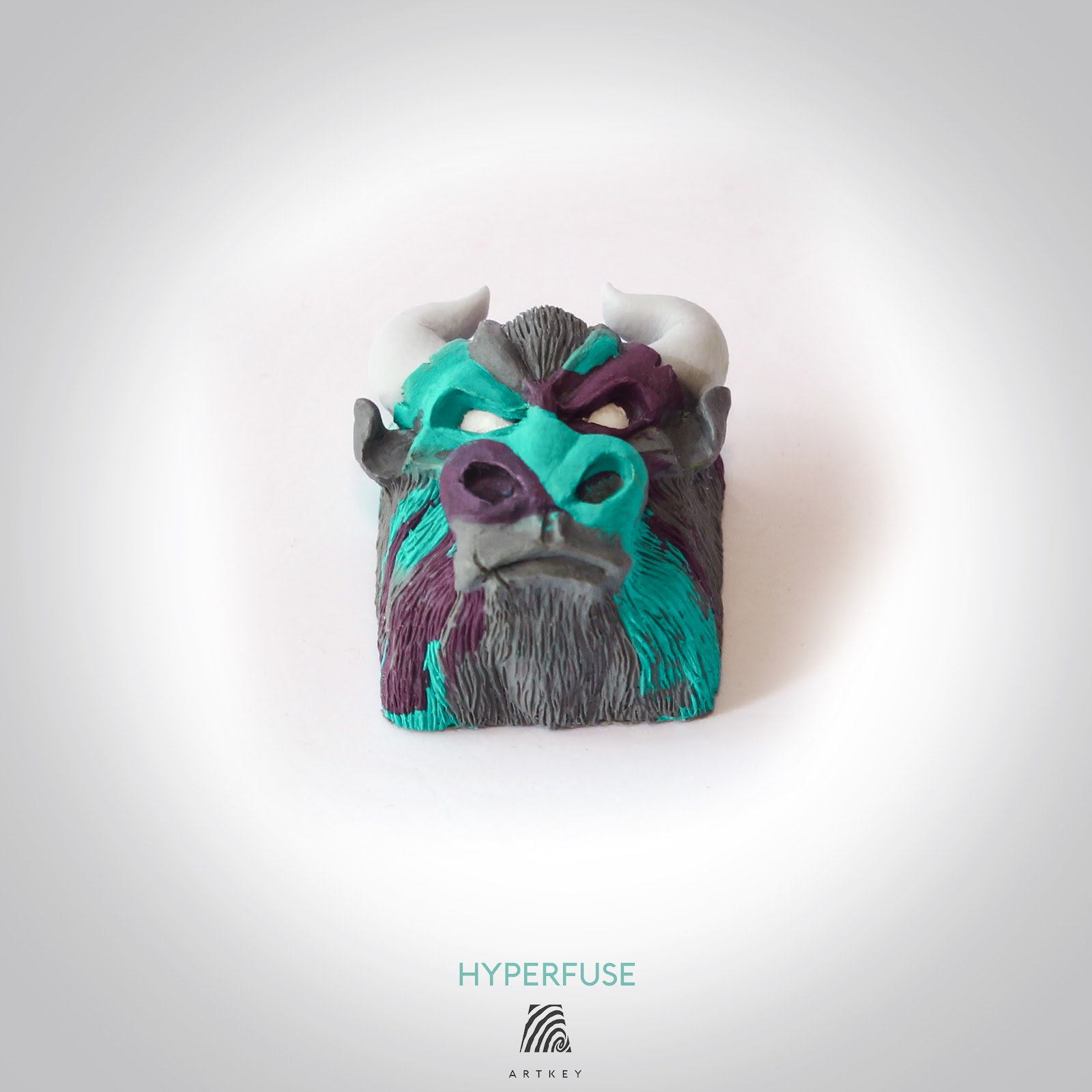 Artkey - Hyperfuse Bull
