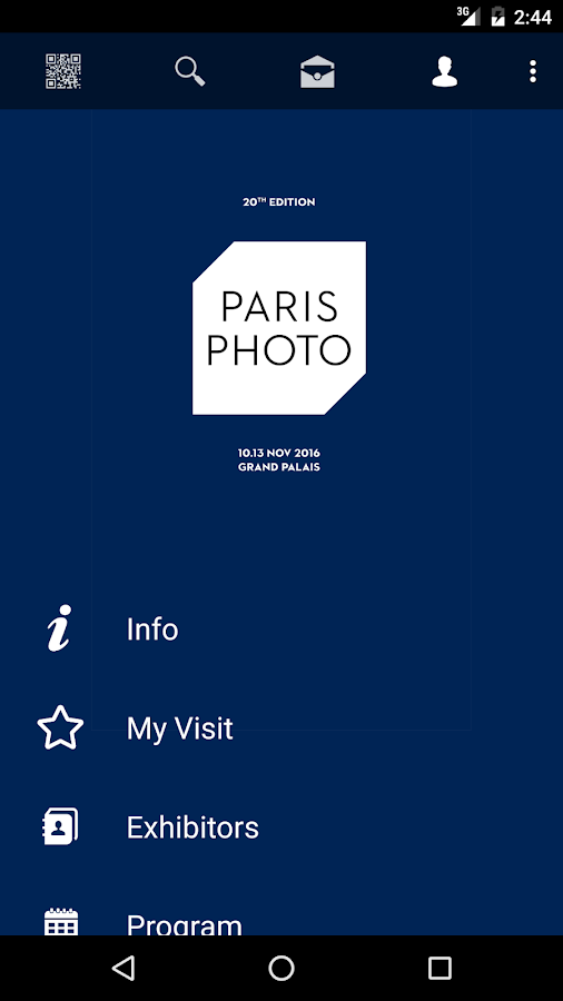 Paris Photo 2016- screenshot