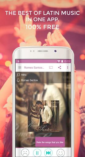 bRadio Free Music Screenshot