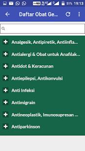 Obat-obat Generik - náhled