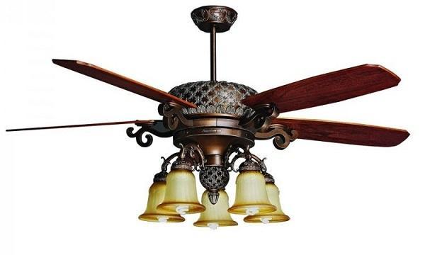 Tại sao chúng ta nên sử dụng quạt trần có đèn cho chung cư
