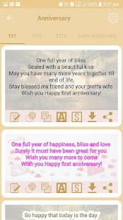 Anniversary Messages - náhled