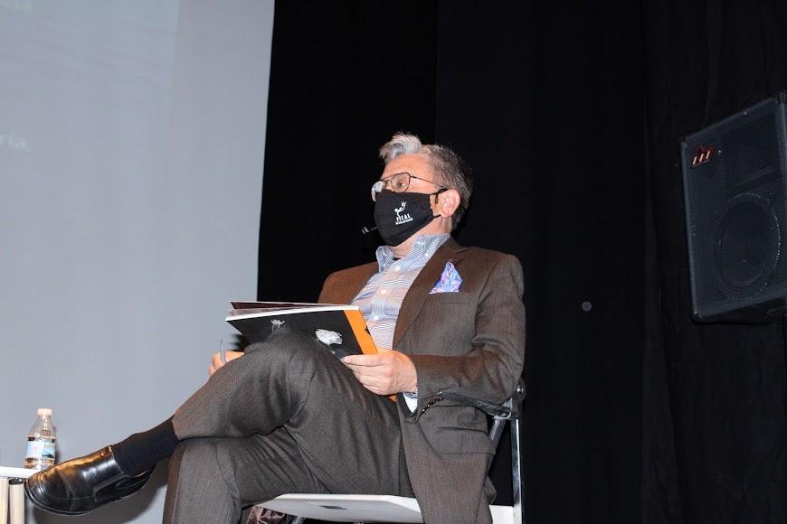 Santiago Alfonso, presidente del Club de Marketing.