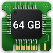 64GB Storage Space Cleaner   : 64 GB RAM Expander