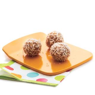 Coconut Cashew Butter Bonbons Recipe