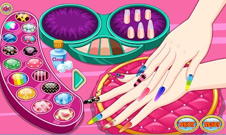 Pretty nail salon makeover 1.0.0 screenshot 420773