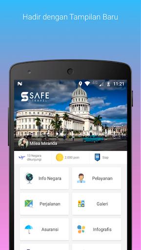 Safe Travel 2.35.0.4634 screenshots 1