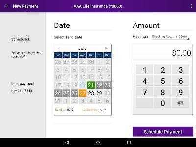 CASE Credit Union Mobile screenshot 13