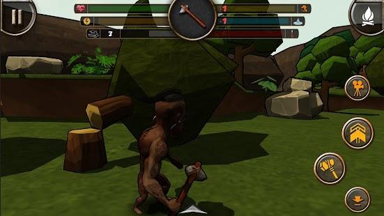 Dikemba Survival Imagen do Jogo