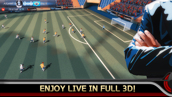 DREAM SQUAD - Soccer Manager- screenshot thumbnail