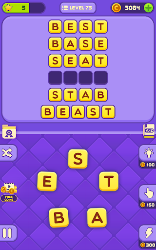 Word Play u2013 connect & search puzzle game 1.2 screenshots 9