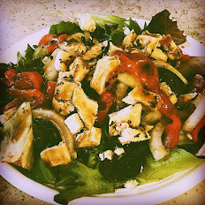 Junior's Special Salad