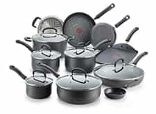 Top Rated Stainless Steel Cookware. this pic show Top Rated Stainless Steel Cookware Black cookware set.