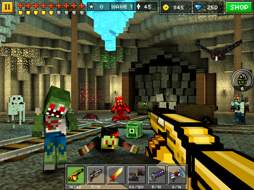 Pixel Gun 3D (Pocket Edition) - Android Apps on Google Play