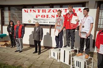 Photo: Kacper Jurasz trzykrotny złoty medalista Mistrzostw Polski Młodzików w strzelectwie (5.10)