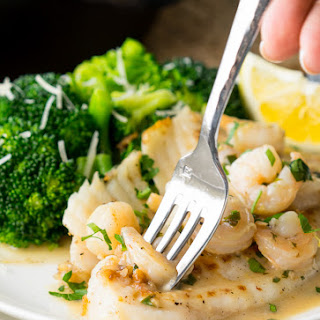 Tilapia Shrimp Sauce Recipes.
