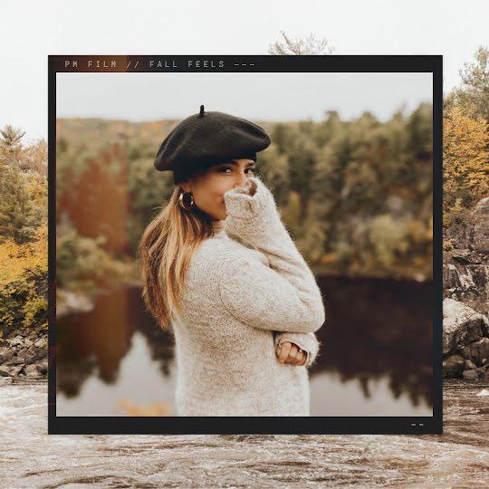 Autumn Beret - Instagram Post Template