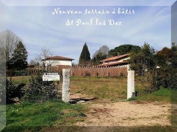 terrain à Saint-Paul-lès-Dax (40)
