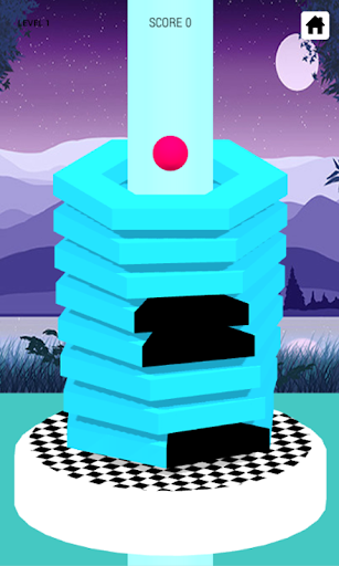 Stack Ball Super Helix Jump 3D apkmind screenshots 2
