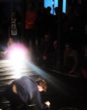 Photo: Performance - udstillingsåbning, KunstCentret Silkeborg Bad