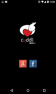Cuddli - Free Dating For Geeks: miniatura de captura de pantalla