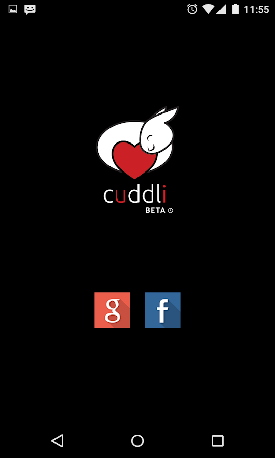 Cuddli - Free Dating For Geeks: captura de pantalla