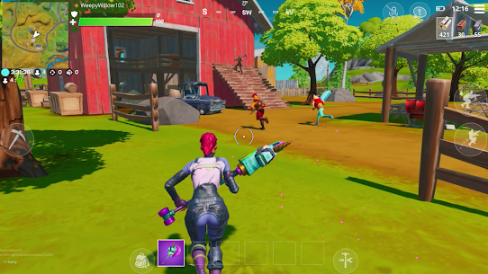 Fortnite al fin Disponible para Android 3