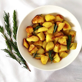 The Perfect Rosemary Roasted Potatoes.