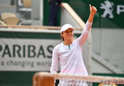 Heel wat verrassingen bij de vrouwen, maar hoe zien de kwartfinales eruit? Slechts één speelster uit de top 10 is er nog bij