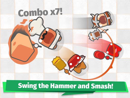 Smashers.io Foes in Worms Land 1.8 screenshots 9