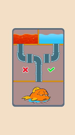 Save Fish - Block Puzzle Aquarium 12.0 screenshots 6