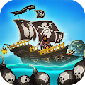 Pirate Ship Shooting Race