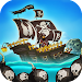Pirate Ship Shooting Race Icon