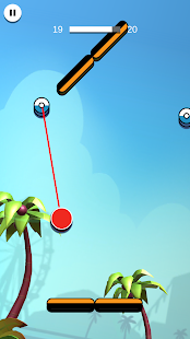 Swipe Ball Stack Color Platform: 7 Ball Game In 1