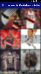 LaMarcus Aldridge Wallpapers HD NBA - náhled