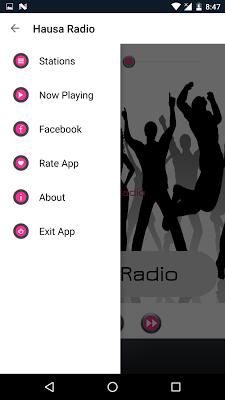 Hausa Radio Free - screenshot