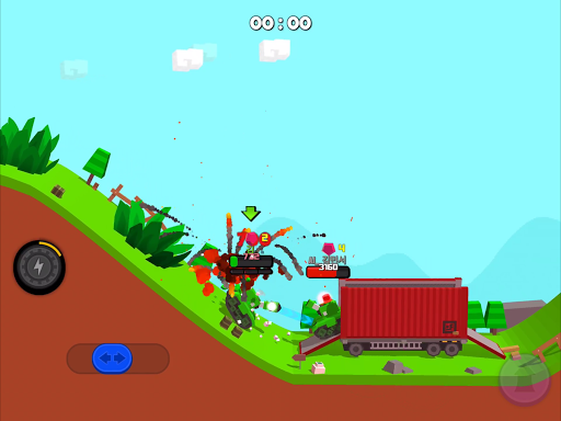 BOOM Tank Showdown screenshot 13