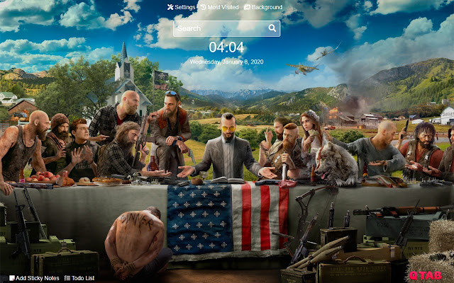 Far cry 6 Wallpapers Far cry 6 New Tab HD