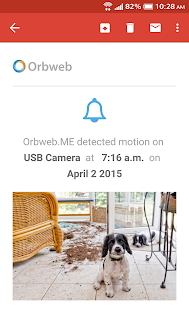 Orbweb.me Personal Cloud- screenshot thumbnail