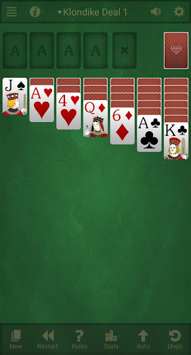 Solitaire androidiapk screenshots 1