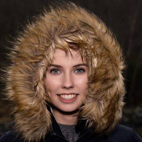 by Sverre Sebjørnsen - People Portraits of Women