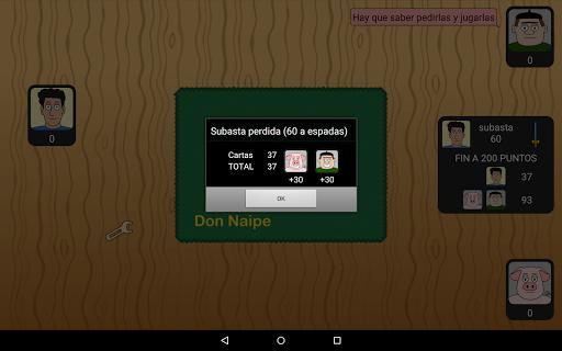 Tute Subastado 1.3.0 screenshots 16