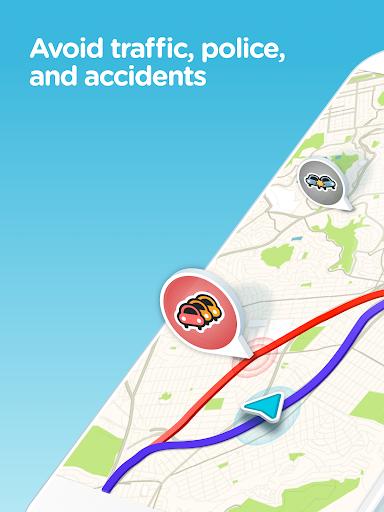 Waze - GPS, Maps, Traffic Alerts & Live Navigation screenshot 11