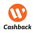 White CashBack icon