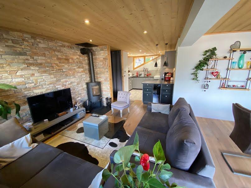 Vente appartement 5 pièces 119 m² à Les carroz d'araches (74300), 845 000 €